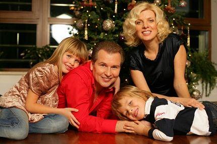 малинин александр фото с семьей
