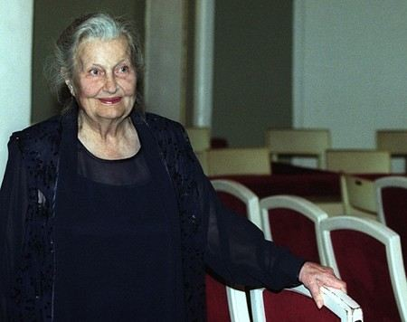 Скончалась старшейшая актриса Малого театра Татьяна Еремеева.