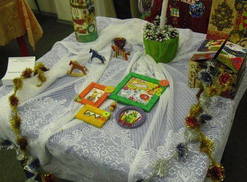 Первая рождественская ярмарка открылась в Перми