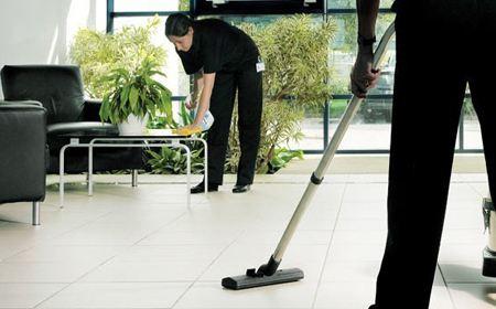 Качественная уборка офисного помещения - лучшее средство для привлечения клиентов