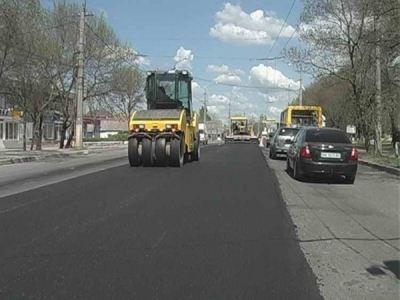Ремонт дорог не закончится еще долго