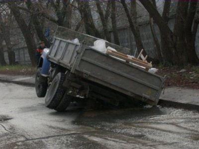 Дороги в России станут идеальными через 1000 лет