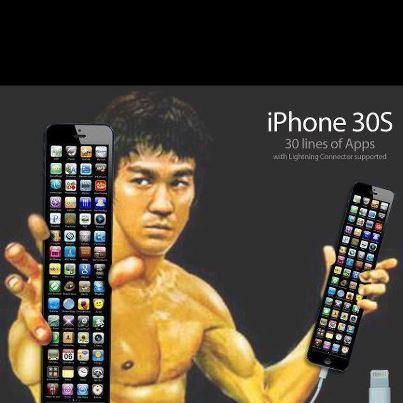 iPhone будущего?