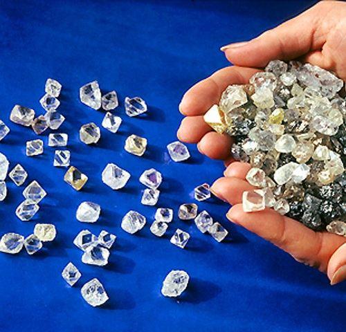 Алроса добудет алмазы для Tiffany
