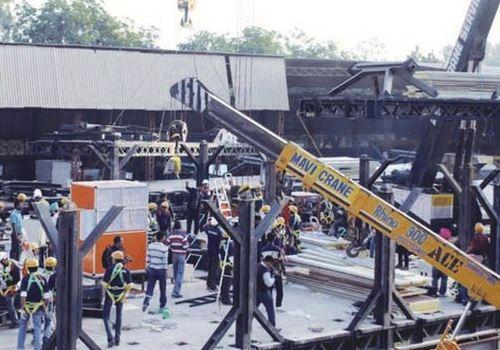 Процесс строительства дома в Чандигарх не затянулся надолго