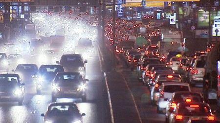 В ГИБДД по Тверской области сообщили, что движение на трассе Москва-Санкт-Петербург почти нормализована