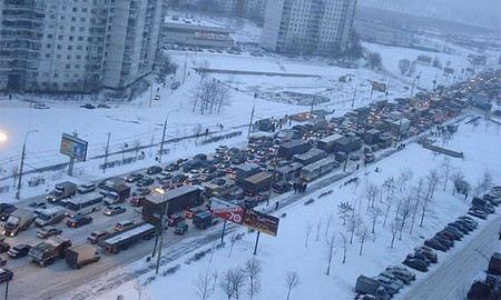 Синоптики рассказали, когда в Москве начнется новый снегопад