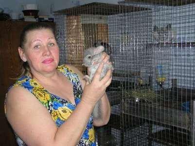 Ирина Якимова со своим питомцем