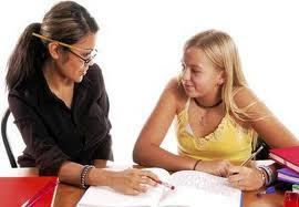 Lesson with a teacher-tutor