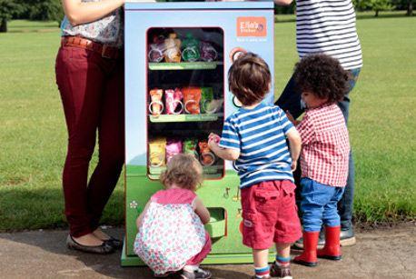Автомат детского питания