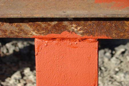 Справиться с ржавчиной поможет специальная антикоррозийная краска