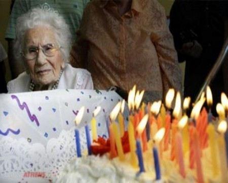 В США умерла старейшая жительница Земли.