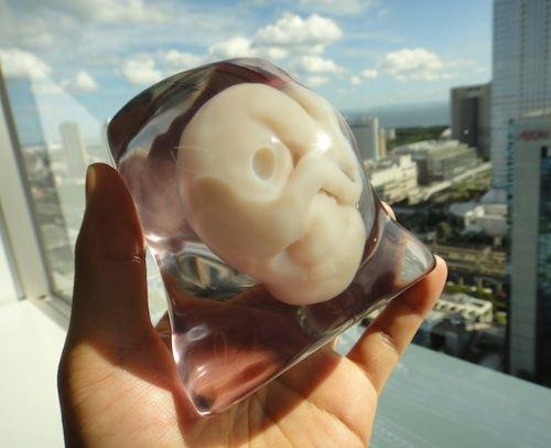 В Японии продают 3D модели будущих малышей