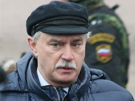 Смольнинский суд Санкт-Петербурга освободил Полтавченко от публичных извинений за то, что он назвал жителей города жлобами