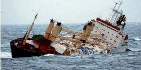 МИД РФ подтвердил о том, что российского моряка спасли с затонувшего ухогруза «Volgo Balt 199».