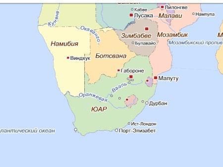 В ЮАР разбился самолет. Погибли 11 врачей бывшего президента Нельсона Манделы.