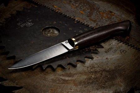 В исправительной колонии в Копейске незаконно производили ножи и сабли.