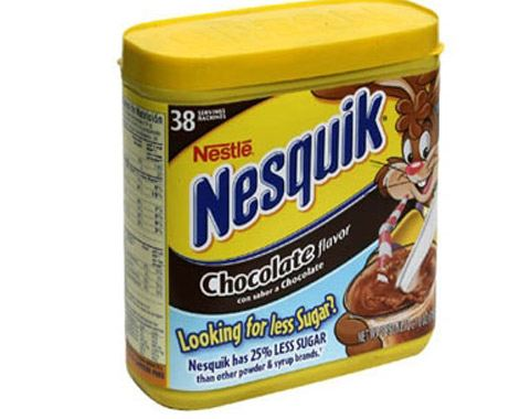 Nesquik - вкус детства