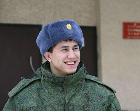 Роман Власов вступил в ряды российской армии