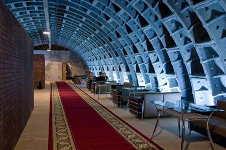 В Минске сконструировали город-бункер для миллиардеров