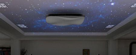 Приятный спокойный сон обеспечен под звездным небом
