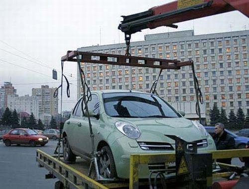В Москве за эвакуацию авто нужно будет заплатить