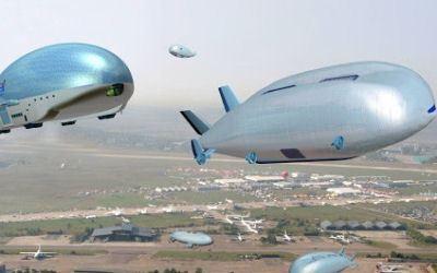 Летательный аппарат пригодится для нужд армии