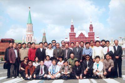 Китайские туристы без ума от России