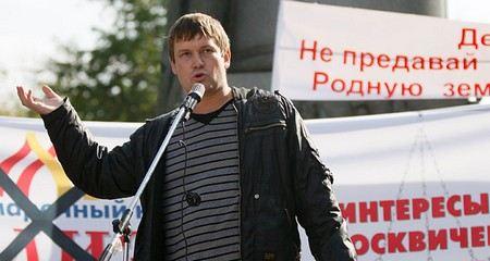 Оппозиционеру Леониду Развозжаеву продлили срок ареста и срок следствия по делу.