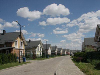 Малоэтажное строительство в Ленобласти