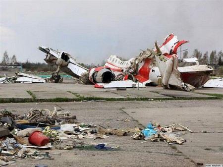 оссия активно сотрудничает с Польшей по расследованию авиакатастрофы с ТУ-154, в которой погиб президент Лех Качьньский.
