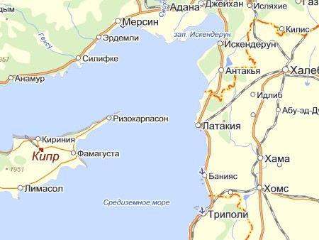 Подтвердилась информация о похищении двух граждан России и одного гражданина Италии в Сирии в городе Латакия.