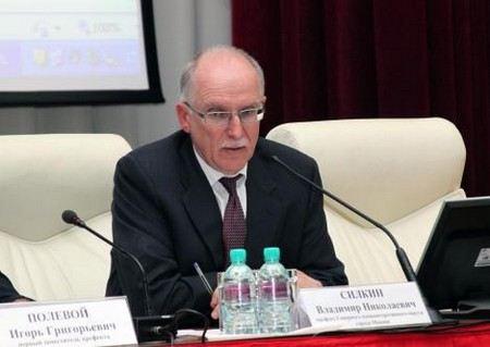 В отставку с поста префекта Северного административного округа Москвы отправлен Владимир Силкин.