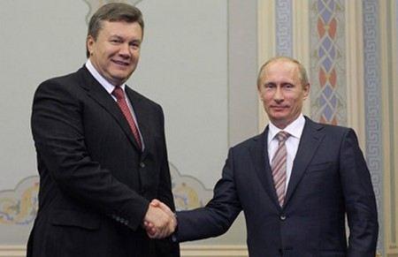 Президент Украины Виктор Янукович внезапно отменил встречу с Владимиром Путиным.