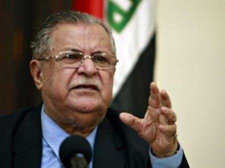 Умер Президент Ирака Джаляль Талабани.