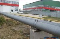 ...вода подается насосами из ТЭЦ по наружным тепловым сетям, которые прокладывают по лучевой или кольцевой схемам.