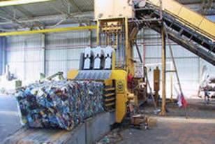 Комплекс по переработке промышленных отходов