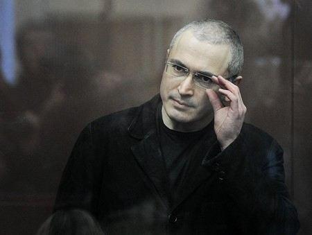 Владимир Путин рассказал, что думает о деле Ходорковского