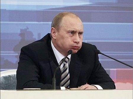 Пресс-конференция Владимира Путина оказалась на 11 минут короче рекордной.