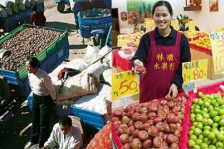 Китай увеличивает объемы поставок