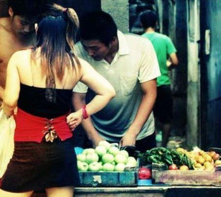 Экспорт овощей и фруктов из Китая вырос перед Новым годом