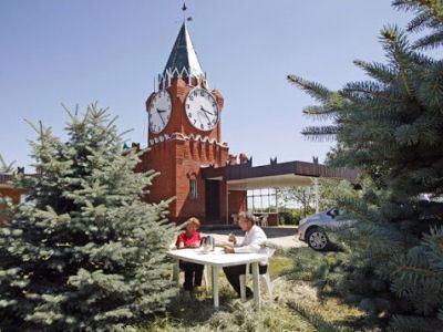 Уют, комфорт и свой Кремль