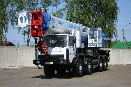 Автокран КС-65721-6 - товар года