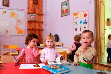 Детсады России: мест пока хватает далеко не всем