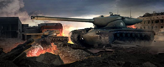 Моды на World of Tanks