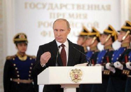 Владимир Путин вручил госнаграды деятелям культуры и искусства, а также врачам.