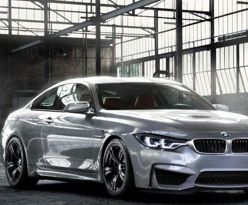 Предположительно, BMW M4 Coupe будет выглядеть именно так