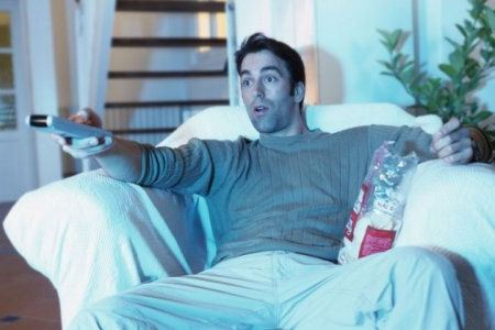Телевизор - лучший друг мужчины