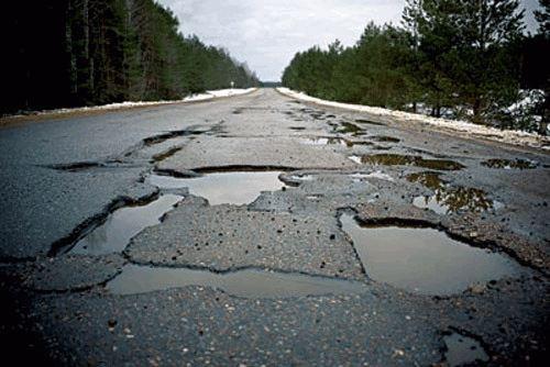 Водители перестанут платить за российскую беду?