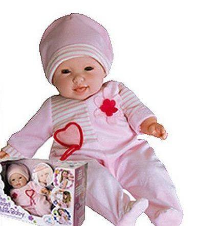 Разговоры о новой кукле, которую можно кормить грудью, будоражат общество